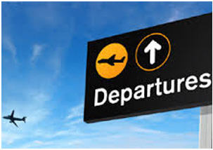 AIRPORT---DEPARTURE