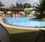 Swiming pool ,Avenra Garden Hotel, Negambo, Sri Lanka