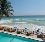 Hotel Nipon Nilla, Beach view, pool view, Hikkaduwa, Gall Road, Sri Lanka