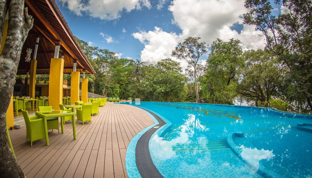 Singnature by Amaya, Kandalama, Sigirya, Villa, Sri Lanka, Pool view