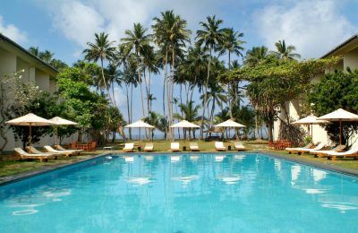 Pool & Sea View, Mermaid Hotel & Club, Kalutara, Sri Lanka