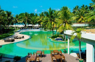 Eden Resort & Spa, Bentota, Sri Lanka, Pool View, Hotel