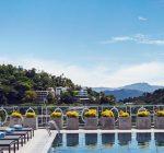 OZO Kandy Hotel, Kandy, Sri Lanka, Pool View