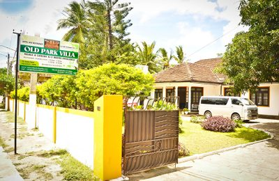Old Park Villa, Jaffna, Sri Lanka, North, Front View, Guest House, Hotel