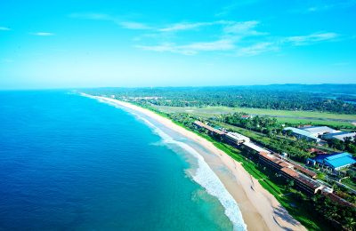 The Long Beach Resort & Spa, Koggala, Galle, Sri Lanka, Beach View