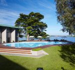 Pool & Lake View, The Safari Hotel, Tissamaharama. Yala, Sri Lanka