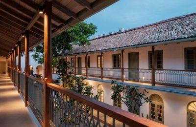 The Fort Bazaar Hotel, Galle, Sri Lanka, Dutch Fort