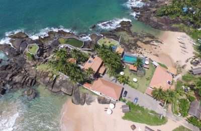White Villa Resort, Ahungalla, View, Galle